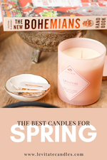 The Best Candles For Spring