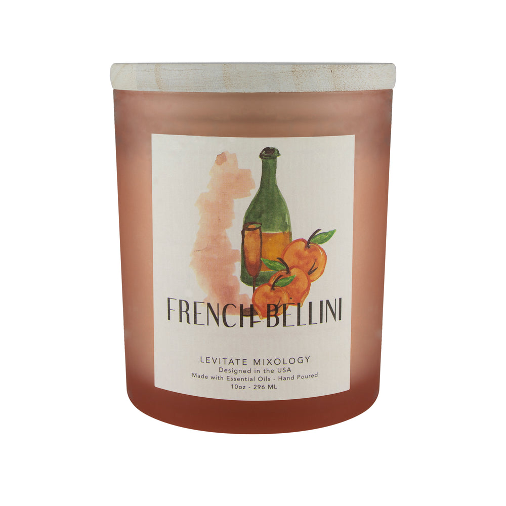 French Bellini Candle