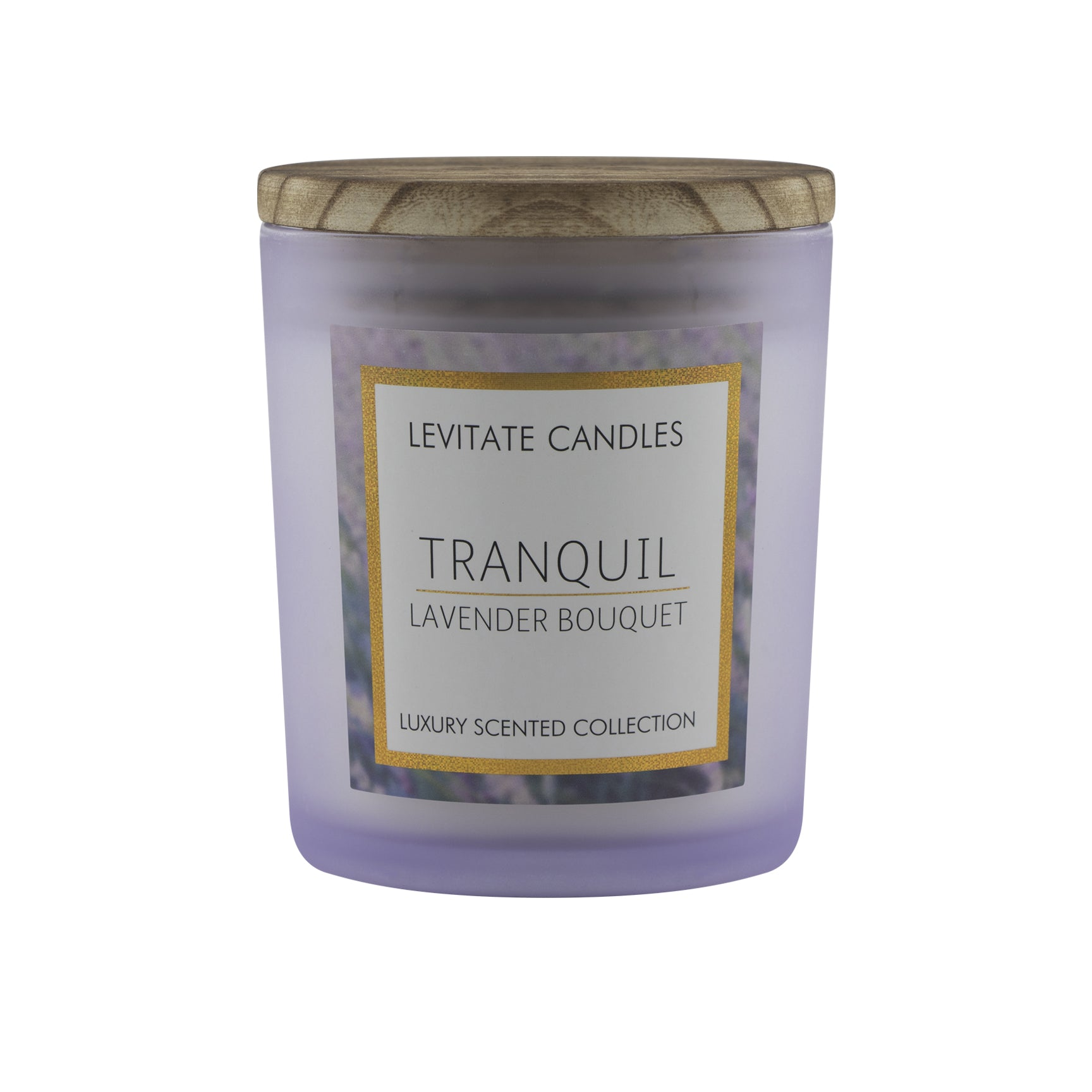 """Tranquil"" Single Wick Candle"