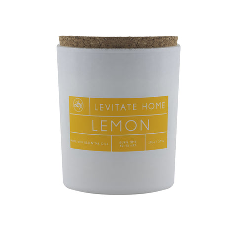 Lemon Single Wick Candle