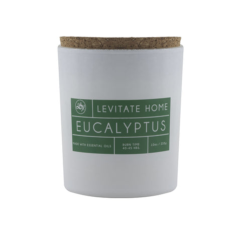 Eucalyptus Single Wick Candle
