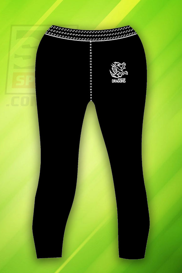 Sandhurst Football Netball Club 3/4 Length Compression