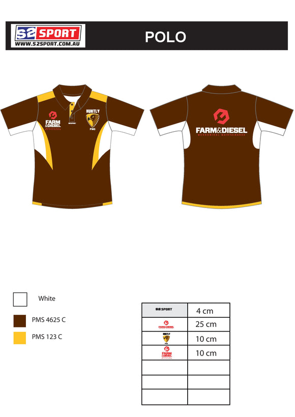 Huntly FNC Polo
