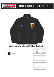 Huntly FNC Soft Shell Jacket