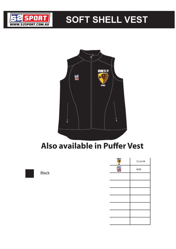 Huntly FNC Soft Shell Vest