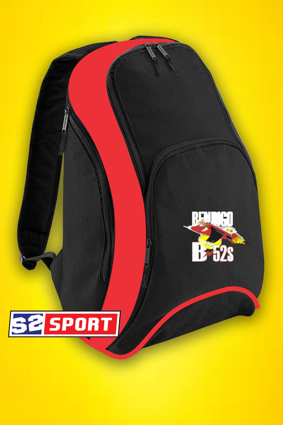 B52 Bombers Football Club Backpack
