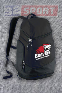 Beavers Basketball Club Backpack
