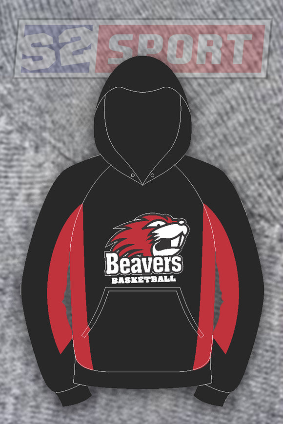 Beavers Basketball Club Hoodie