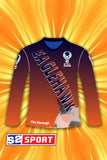 Eaglehawk FC Soccer Club Long Sleeves EFD