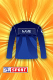 Eaglehawk FC Soccer Club Long Sleeves Sweat shirt