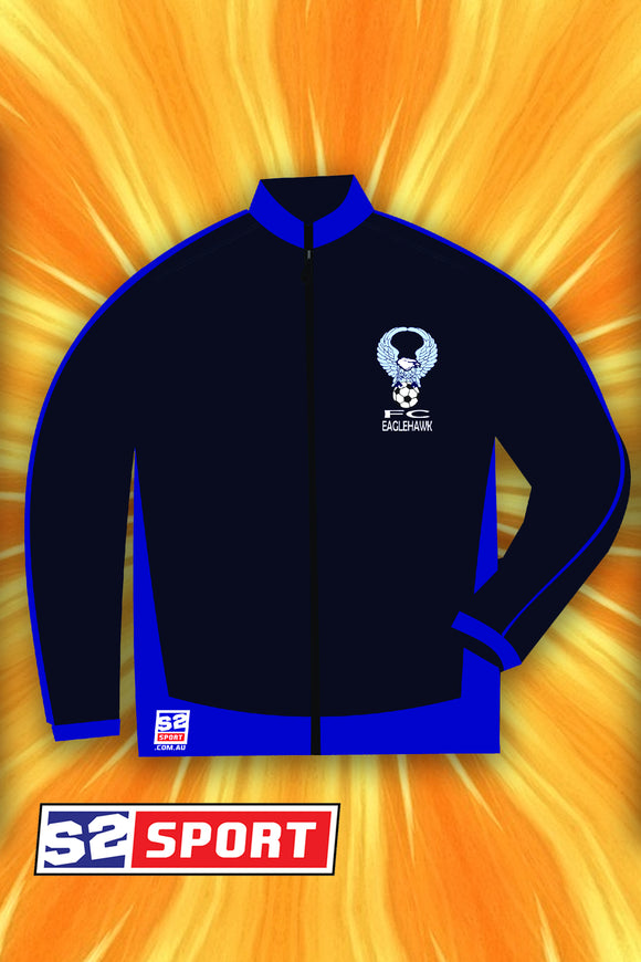 Eaglehawk FC Soccer Club Softshell Jacket