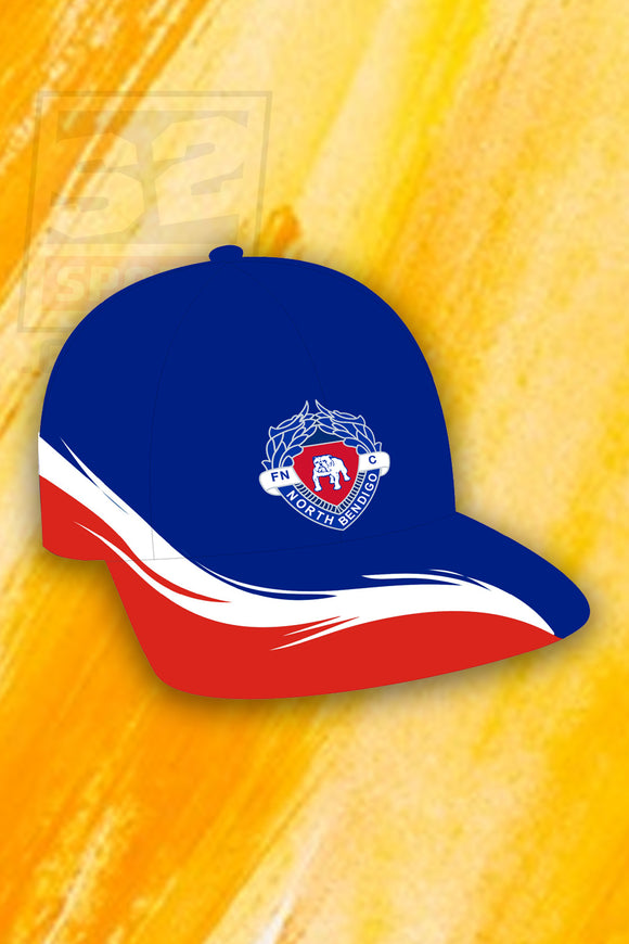 North Bendigo Football and Netball Club Cap