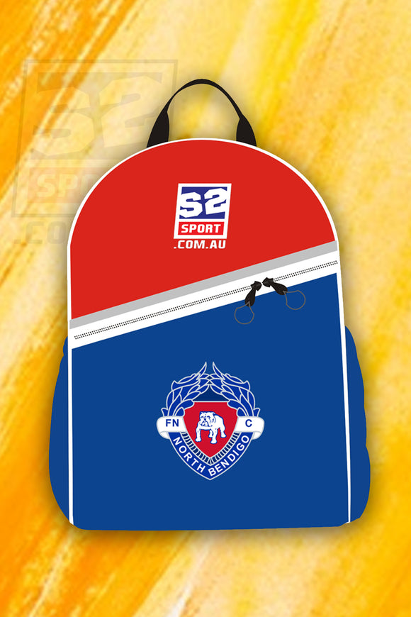North Bendigo Football and Netball Club Backpack