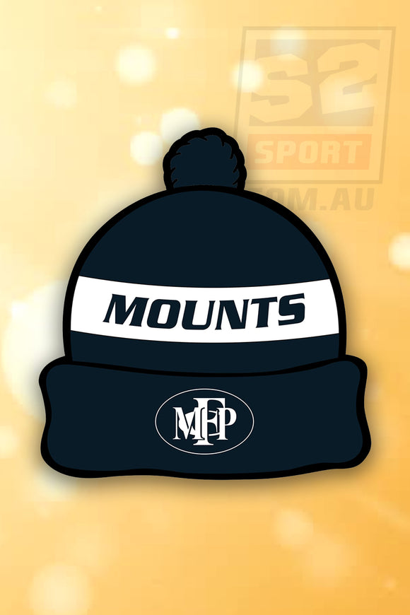 Mount Pleasant Football Club Beanie