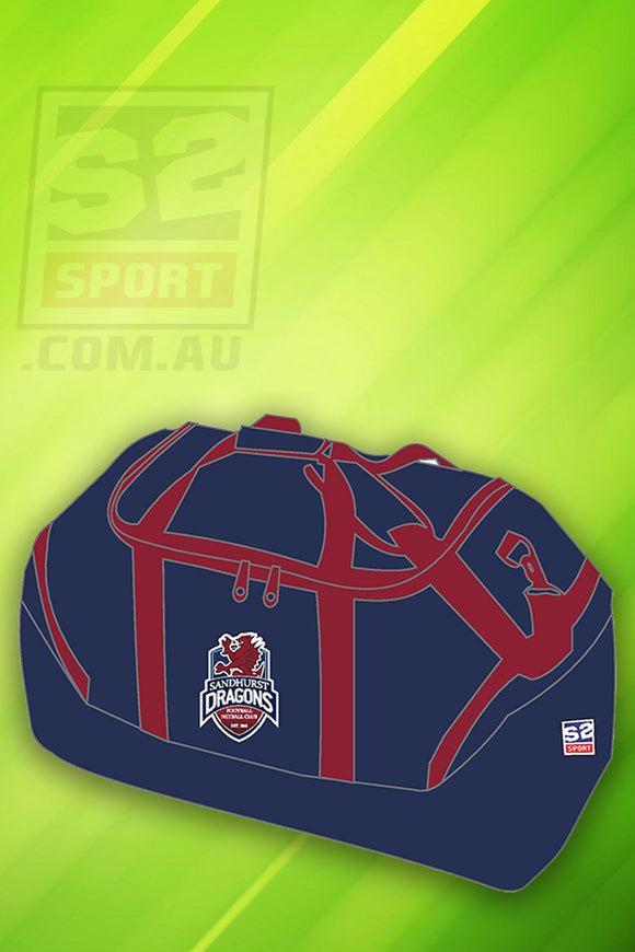 Sandhurst Football Netball Club Bag