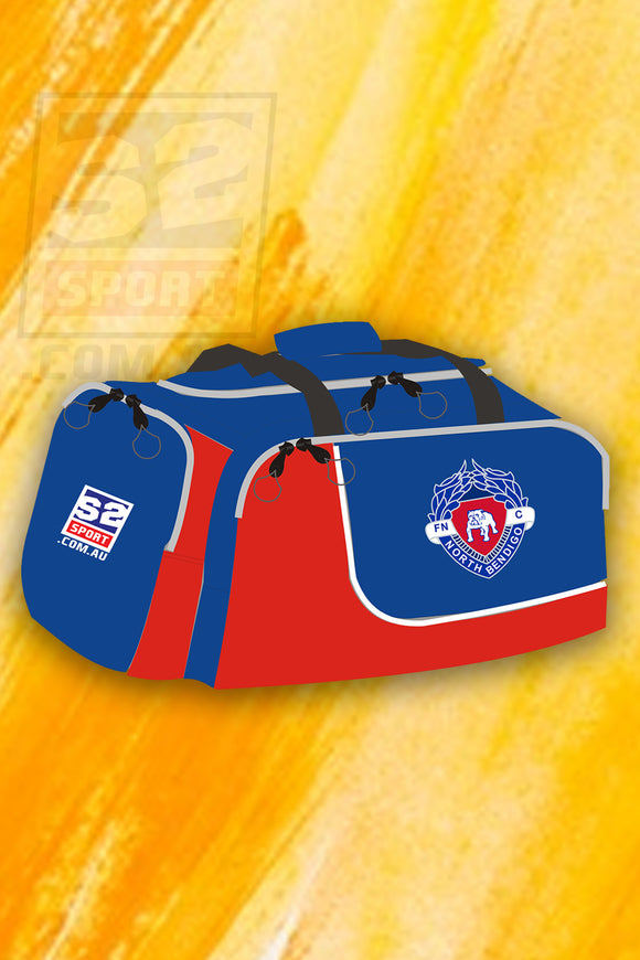 North Bendigo Football and Netball Club Bag