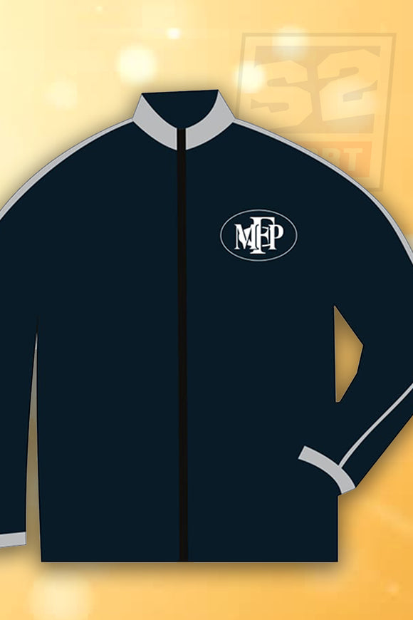 Mount Pleasant Football Club Softshell Jacket