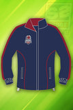 Sandhurst Football Netball Club Tracksuit Top