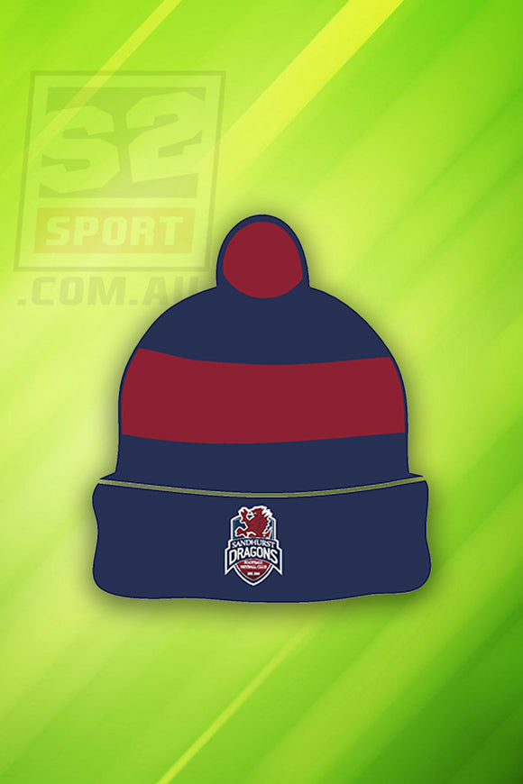 Sandhurst Football Netball Club Beanie