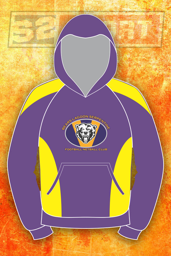 Bears Lagoon Football Netball Club Hoodie