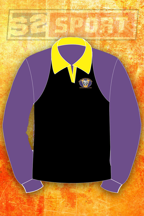 Bears Lagoon Football Netball Club Sweat Top