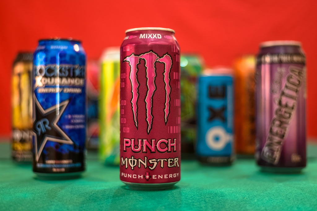 Dangers of Consuming Energy Drinks for First Responders — Is There a Solution?