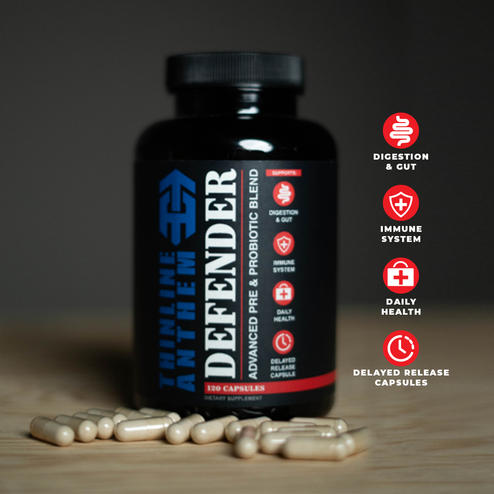 Defender (Advanced Pre & Probiotic)