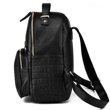Black Cat Backpack (2 Sizes)