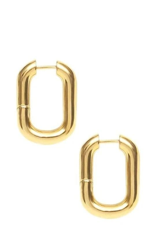 French Minimalist Hoops (2∙Colors)
