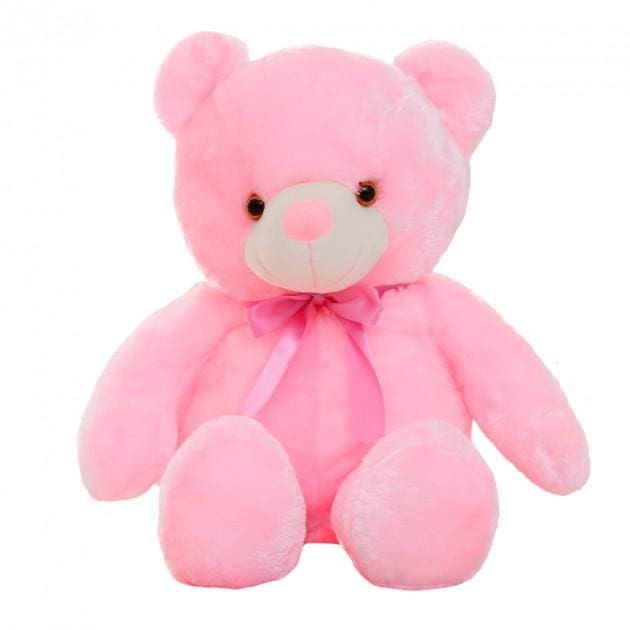 Glowing Teddy Bear (4 Colors) - Pink