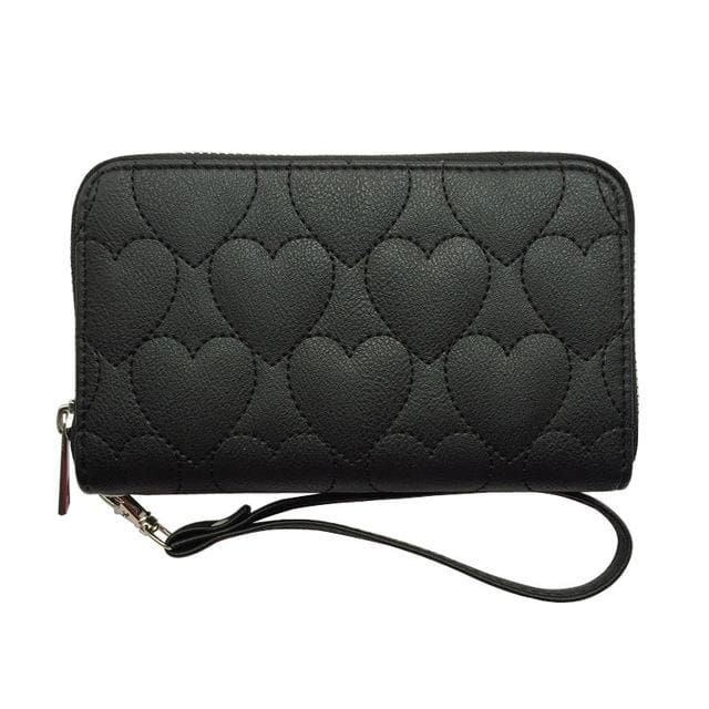 Quilted Heart Wallet