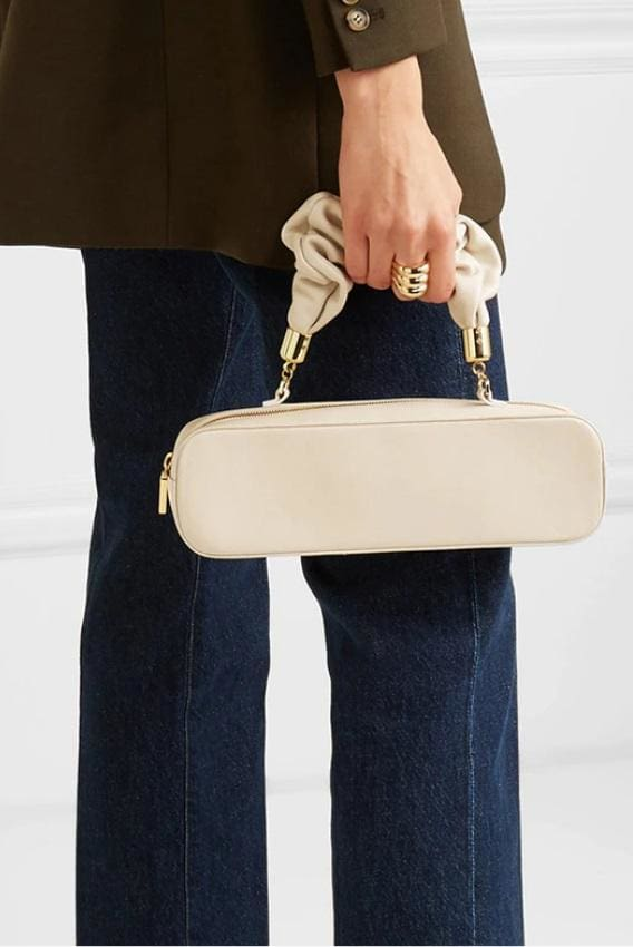 Rectangular Mini Baguette Bag