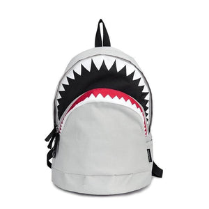 Shark Backpack (2 Colors) - Gray