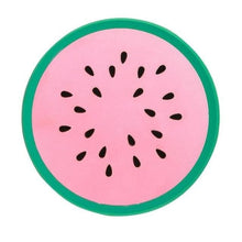 Tropical Fruit Coasters - Watermelon
