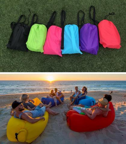 Inflatable Air Sofa Couch Hammock