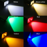 Modern Square Aluminum Led Wall Lamp