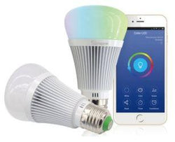 Colorful Lamp Wireless App Remote LED Light Bulb