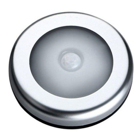 Touch less Body Motion Sensor Activated Wall Light