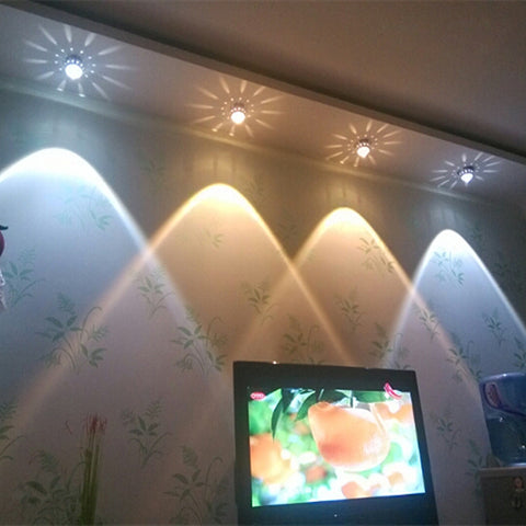 Crystal Led Ceiling Lights