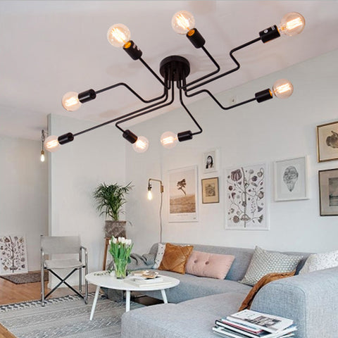 Vintage Iluminacion  Lamps For Living Room