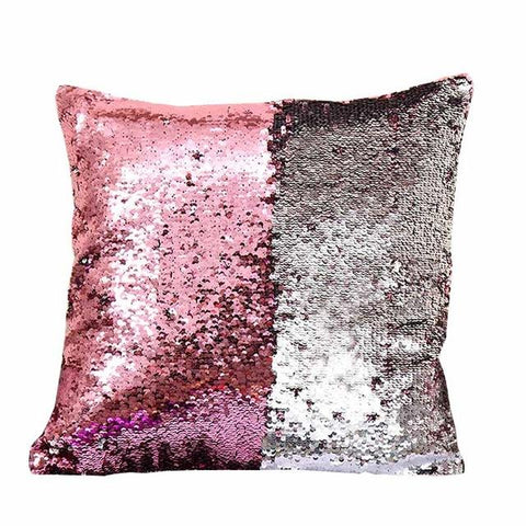 Magic Sequin Pillow Case for Fancy Mermaids