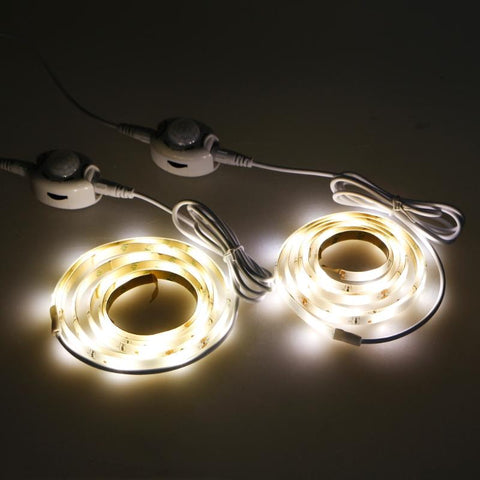Dual Motion Activated Bed Light