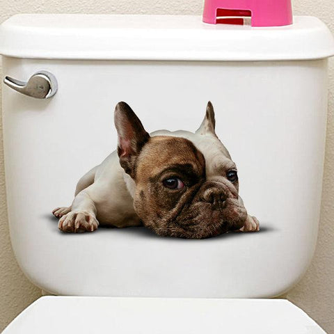 Exclusive 3D Pet Decals