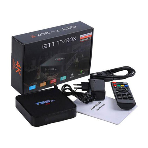 Smart 1080p HD TV box HDMI