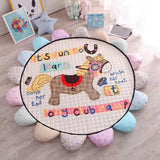 Large Baby Play Pen Cotton Mat