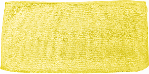 "12"" - 250gm Microfiber Cleaning Cloth"
