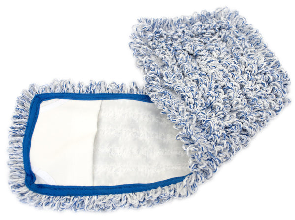 "18"" Microfiber Pocket Mop"