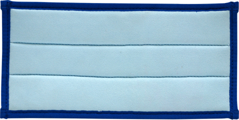 Microfiber Pocket Trowel Pad for Glass