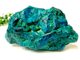 Malachite with Chrysocolla