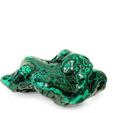 Large Polished Malachite